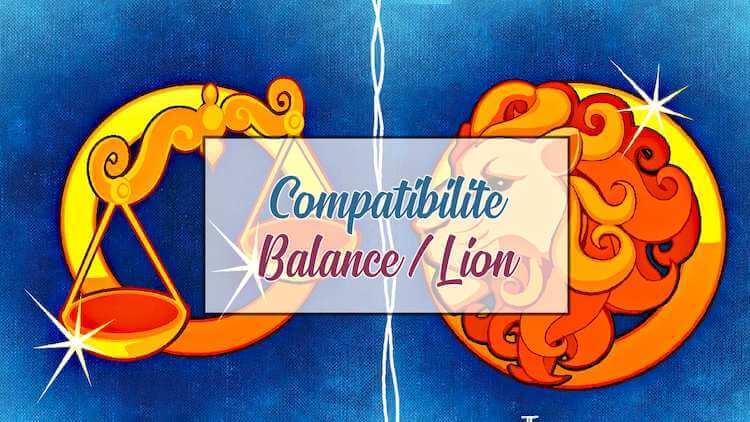 Compatibilite-Balance-Lion
