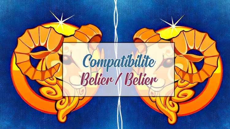 Compatibilite-Belier-Belier