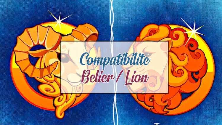Compatibilite-Belier-Lion