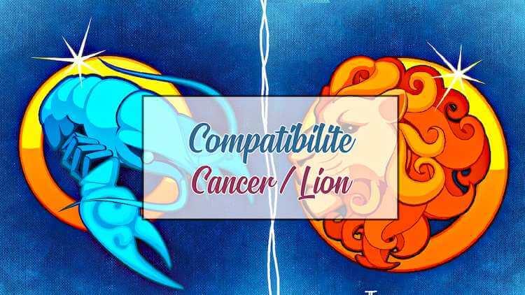 Compatibilite-Cancer-Lion