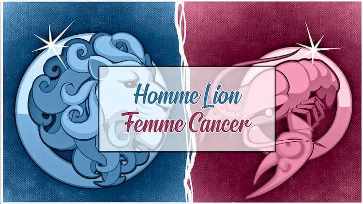 Homme-Lion-Femme-Cancer