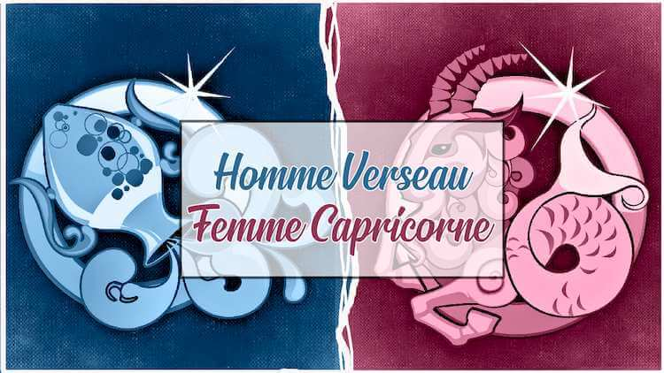 Homme verseau femme capricorne sont-ils compatibles ?