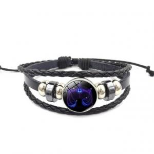 bracelet cuir balance