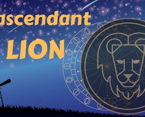 ascendant astrologique lion