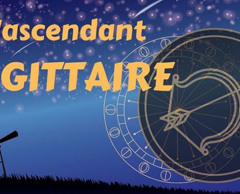 ascendant astrologique sagittaire