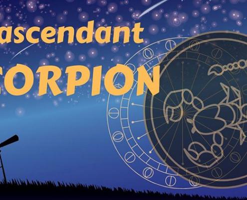 ascendant astrologique scorpion